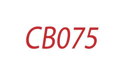 CB 075 Logo